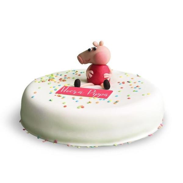 3D Peppa-Pig Taart