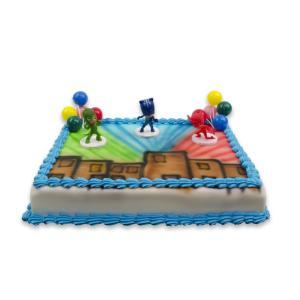 PJ-Mask marsepein taart