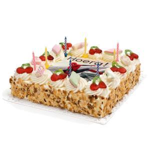 Spiderman Verjaardags taart