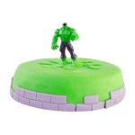 The Hulk Taart