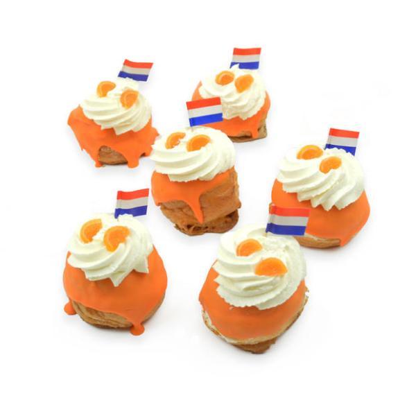 Koningsdag Oranje Moorkop
