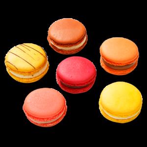 """Macarons """"Fruit"""""""