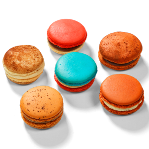 """Macarons """"Koffie & Thee"""""""