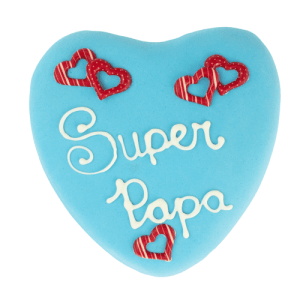 Super Papa harttaart