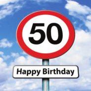 50 jaar Abraham verjaardagswensen