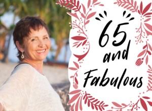 Verjaardagskaart 65 jaar