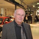 Alexander Koch wurde für sein langjähriges Engagement in der Verkehrswacht Flensburg zum Ehrenmitglied ernannt. - Foto: Verkehrswacht Flensburg