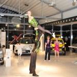 In der Pause sorgte der Rock n Rollclub Flying Saucers für die Unterhaltung. - Foto: Verkehrswacht Flensburg