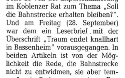 """""""Typisch für Koblenz"""""""