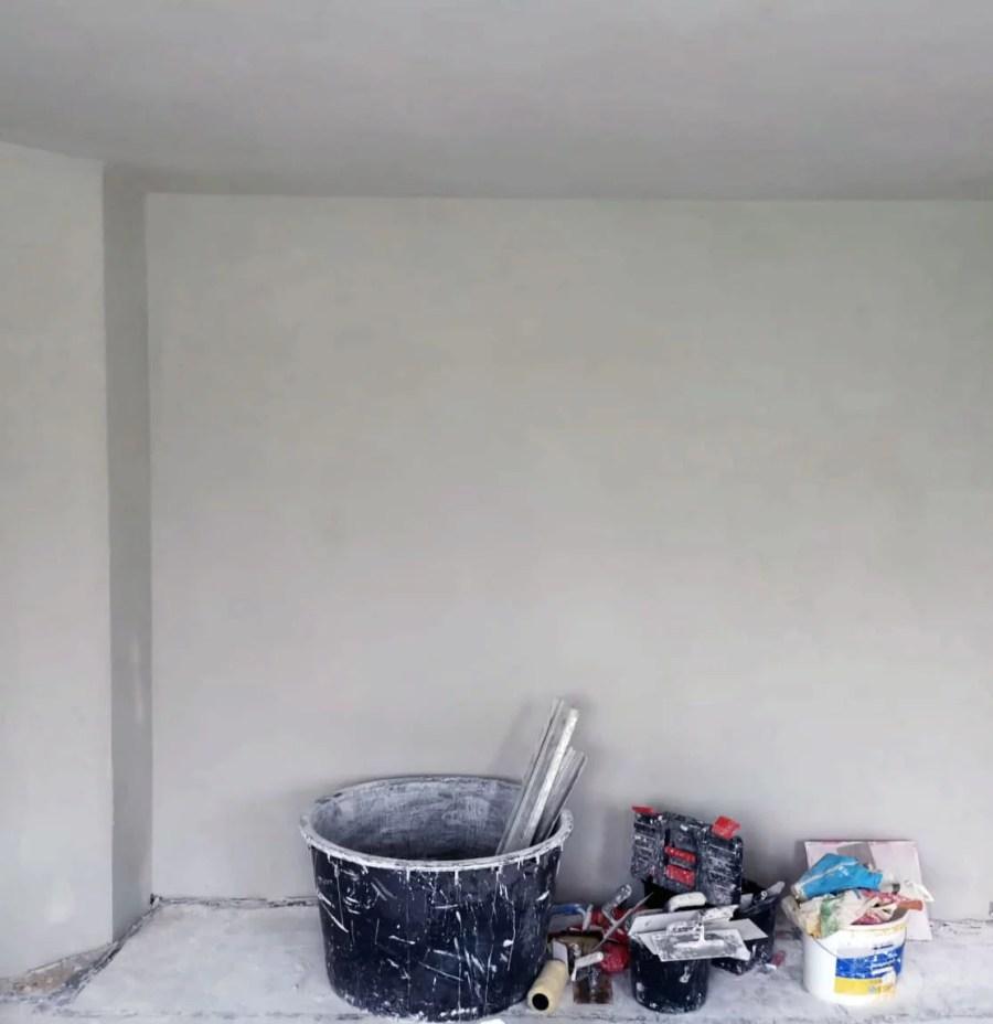 Stucwerk Plafond en Wanden