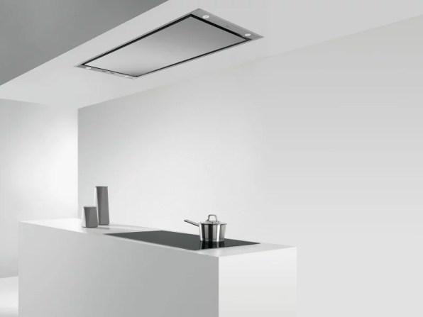 Afzuigkap in het Plafond Keuken