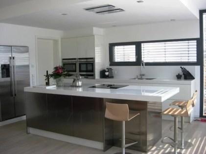 Design Keuken Kookeiland Inbouwspots