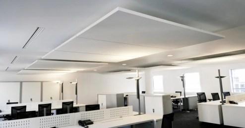 Dubbel Verlaagd Plafond Kantoor