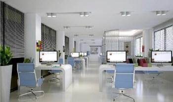 ICT Kantoor Verlaagd Plafond