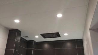 Inbouwspots Toilet Kantoor