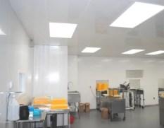 PVC Verlaagd Plafond Bedrijf