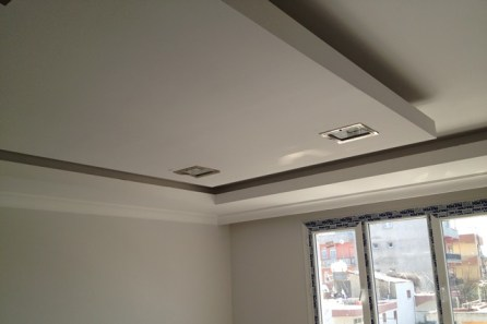 Plafond Kookeiland