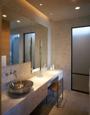 Plafond Toilet met Inbouwspots
