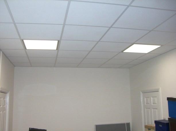 Thuis Kantoor Verlaagd Plafond
