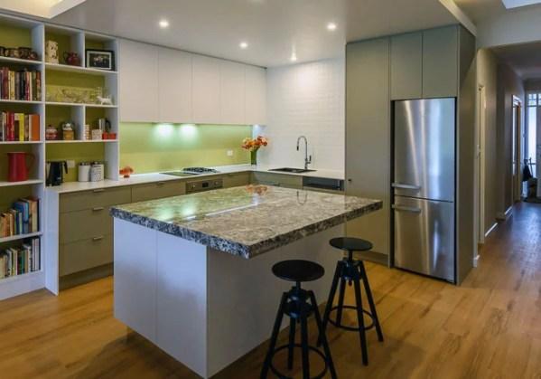 Vals Plafond Keuken Inbouwspots