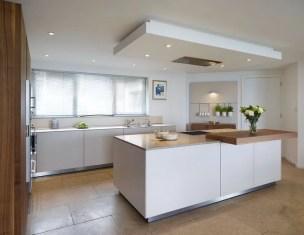 Verlaagd Plafond Keuken en Woonkamer