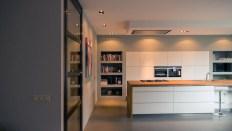 Verlaagd Plafond Verbouwing Keuken Kookeiland