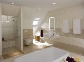 Zolder Badkamer Verlaagd Plafond