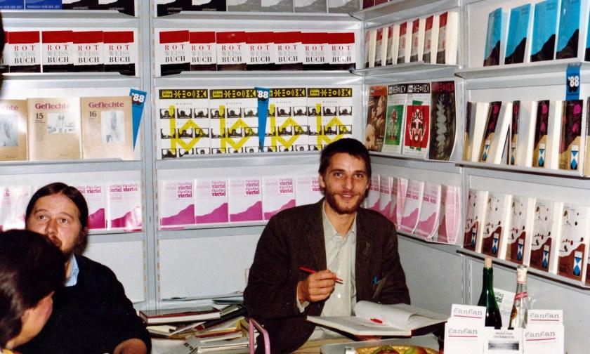 Buchmesse 1986