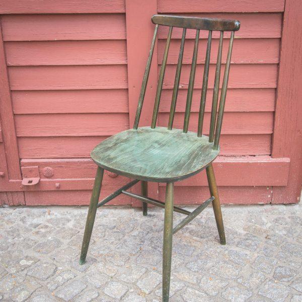 """Vintage Holzstuhl """"Franz"""""""