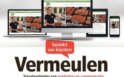 Nieuwe website voor Poelier Vugts!
