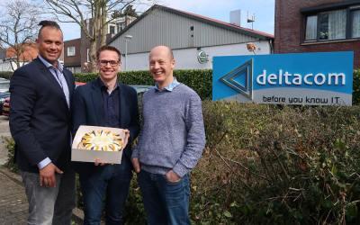 Deltacom bestaat 20 jaar!
