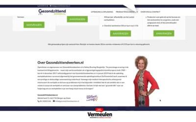 Ga er maar eens goed voor zitten: gezondzittendwerken.nl