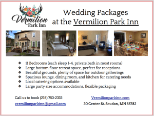 Weddings at Vermilion Park Inn