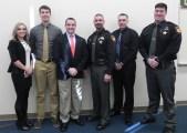 EHOVE Police Academy graduates