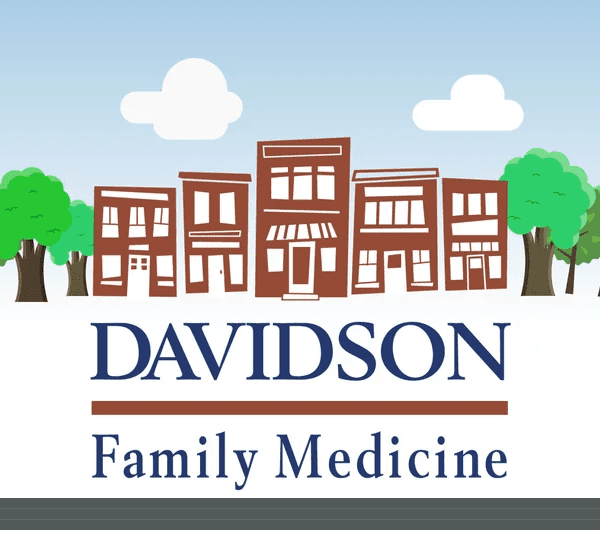 Davidson Family Medicine Logo Reveal