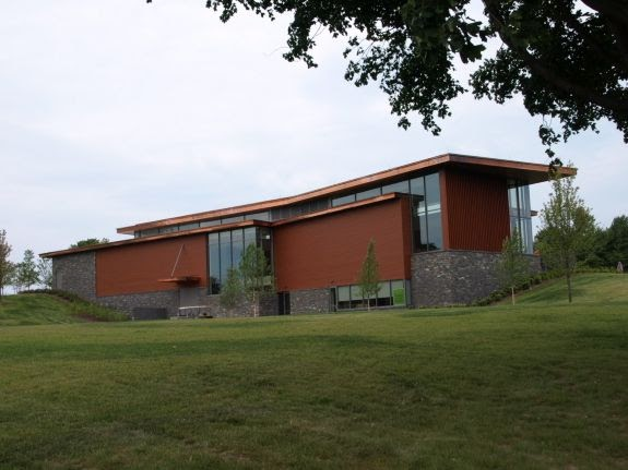 Shelburne Museum Commissions Custom, Contemporary Outdoor