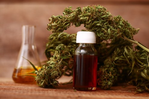 Infusing MCT Oil with Cannabis - Vermont Grow Coaching LLC