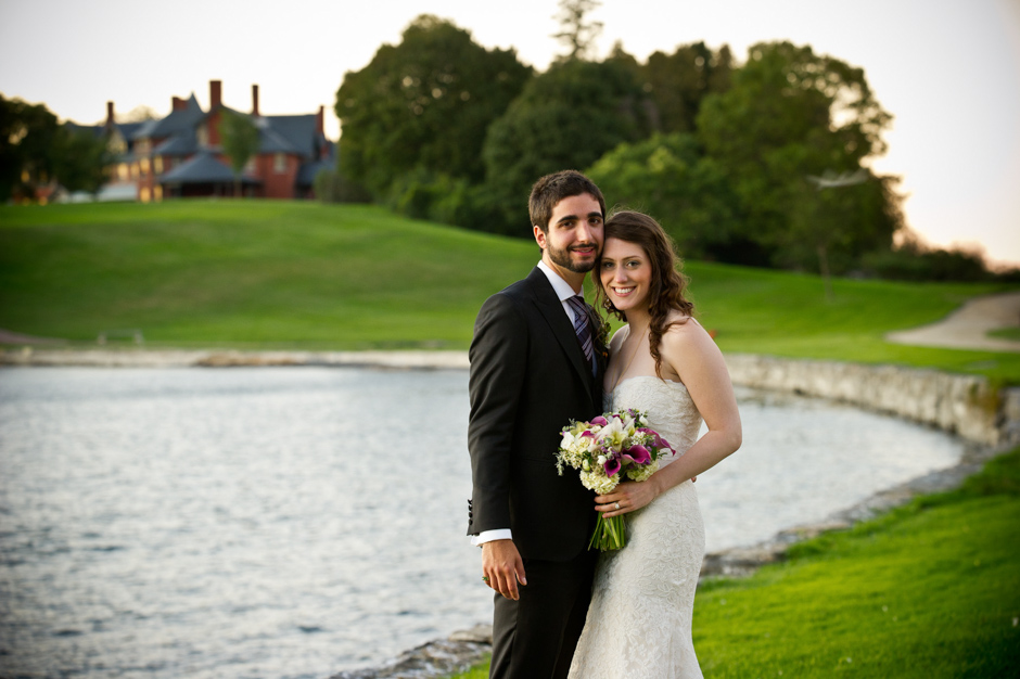 Vermont Wedding - Shelburne Farms Coach Barn