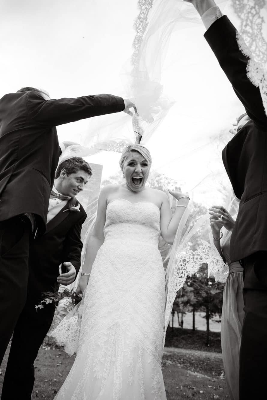 Castle Hill Resort wedding