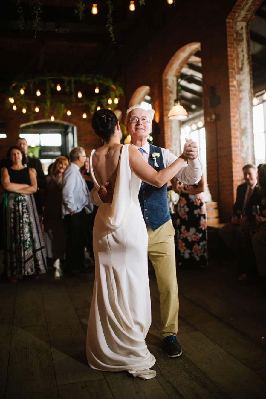 Waterworks Vermont wedding