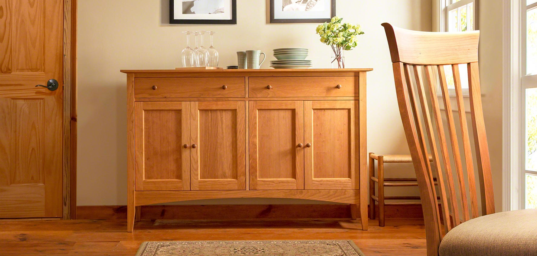 American Shaker Furniture Collection Vermont Woods Studios