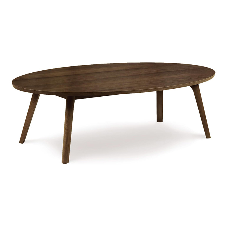 5 solid wood oval coffee tables you ll