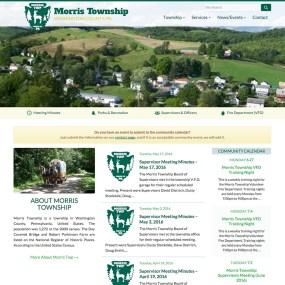Morris Township - Washington County PA