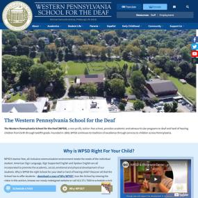 Western Pennsylvania School for the Deaf