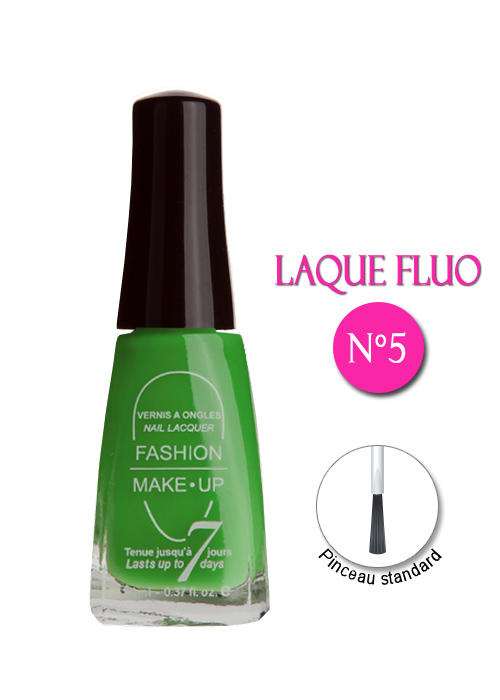 vernis à ongles fluo