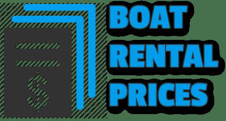 Vernon Rental Boat Prices