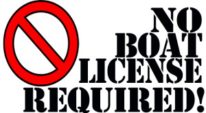 no license image