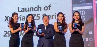 Sony Xperia Z5 series launch