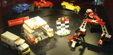 Shell V-Power LEGO