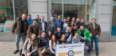 LG OLED TV Marathon